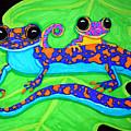 Geckos by Nick Gustafson
