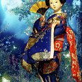 Geisha - Combining Innocence And Sophistication by Christine Till