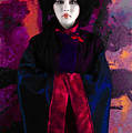 Geisha 5 - Geisha Series by Jeff Burgess