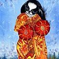 Geisha Chin by Kathleen Sepulveda