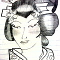 Geisha by Ericka Ramos