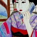Geisha Girl by Jocelyn Eastman