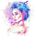 Geisha Girl by Marian Voicu
