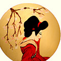 Geisha Girl by Rusty Gladdish