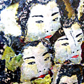 Geisha Girls by Shelley Jones