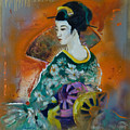 Geisha by Rick Nederlof
