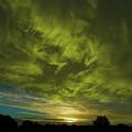 Gem Sunset by Mark Blauhoefer