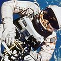 Gemini 4: Spacewalk, 1965 by Granger