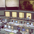 Gemini Mission Control by Nasa/Science Source