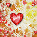 Gemstone - 7 by Prar Kulasekara