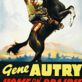 Gene Autry In Home On The Prairie 1939 by Mountain Dreams