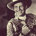 Gene Autry, Vintage Actor/singer by John Springfield