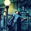 Gene Kelly, Singing In The Rain by Mary Bassett