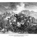General Custer's Death Struggle  by War Is Hell Store