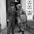 General Eisenhower And General Ridgway  by War Is Hell Store