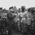 General Eisenhower On D-day  by War Is Hell Store
