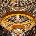 General Electric Cleveland Playhouse Chandelier by Frank Cramer