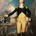 General George Washington At Trenton by John Trumball