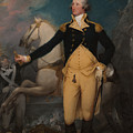 General George Washington At Trenton by Mountain Dreams