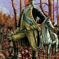 General George Washington by Dan Nance