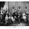 General Grant And His Family by War Is Hell Store