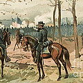 General Grant, Battle Of Shiloh, 1862 by Wellcome Images