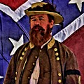 General Jeb Stuart Of Vmi by Tommy Anderson
