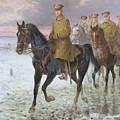 General John J Pershing  by Jan van Chelminski