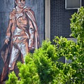General Nathanael Greene Mural by Matt Taylor