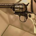 General Patton's Model 1873 Colt 45 Revolver  by Mark Fuge