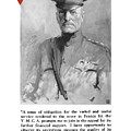 General Pershing - United War Works Campaign by War Is Hell Store