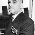 General Rafael L. Trujillo. August 02, 1939. by Barney Stein