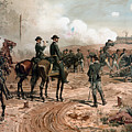 General Sherman Observing The Siege Of Atlanta by War Is Hell Store
