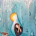 Rain by Fatemeh RezaeeFar