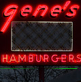 Gene's Hamburgers  by Marnie Patchett