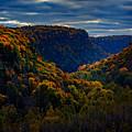 Genesee River Gorge by Rick Berk