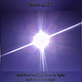 Genesis Sun Burst by Brian Williams