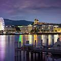 Geneva By Night  by Carol Japp