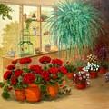 Gen's Green Room by Jeanene Stein