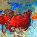 Gentle Poppies by Anne Weirich