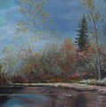 Gentle Stream - Lmj by Ruth Kamenev