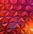 Geodesic Glow by Christi Kraft