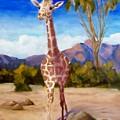 Geoffrey Giraffe by Jamie Frier