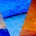 Geometric 2b  Abstract by Ken Lerner