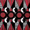 Geometric 4 by Nour Refaat