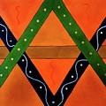 Geometric Abstract II by Neal Alicakos