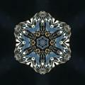 Geometric Glass Reflection by Sandra Huston