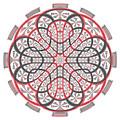 Geometric Mandala by Gaspar Avila