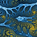 Geometric Patterns No. 47 by Mark Eggleston