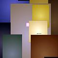 Geometric Squares by Rafael Salazar